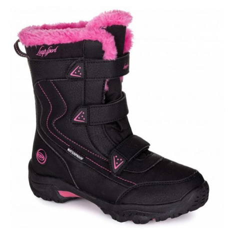 Loap PHARI čierna - Detská zimná obuv