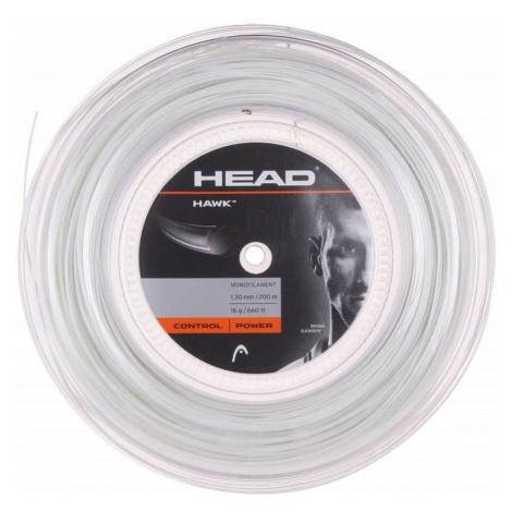Hawk tenisový výplet 200 m průměr: 1,30;barva: bílá Head
