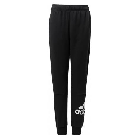 ADIDAS PERFORMANCE Športové nohavice 'Batch Of'  biela / čierna