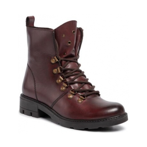Šnurovacia obuv Lasocki WI23-DEMETRA-13 Prírodná koža(useň) - Lícova