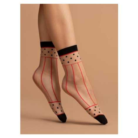 Fiore Woman's Socks Spicy 15 Den
