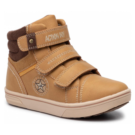 Outdoorová obuv ACTION BOY - CP40-8548Y Camel