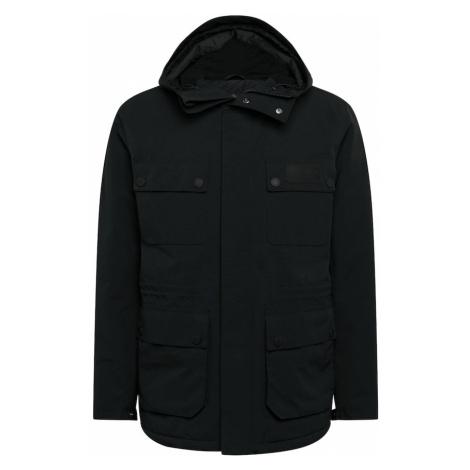 Barbour International Zimná bunda 'Endo'  čierna