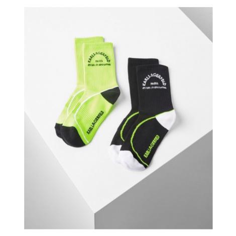 Ponožky Karl Lagerfeld Rue St Guillaume Ankle Socks