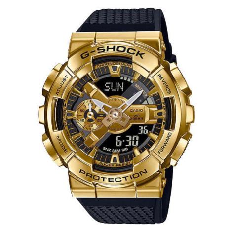 Casio G-Shock GM 110G-1A9ER čierna / zlatá