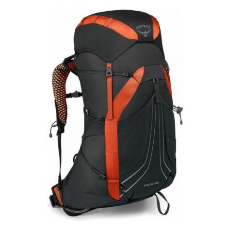 Turistický batoh pánsky Osprey Exos 48 II blaze black