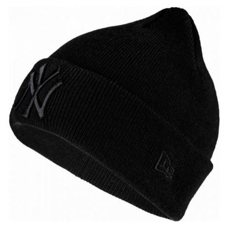 New Era MLB ESSENTIALS NEW YORK YANKEES čierna - Pánska čiapka