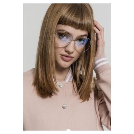 Dámske okuliare MSTRDS Glasses February silver Pohlavie: dámske