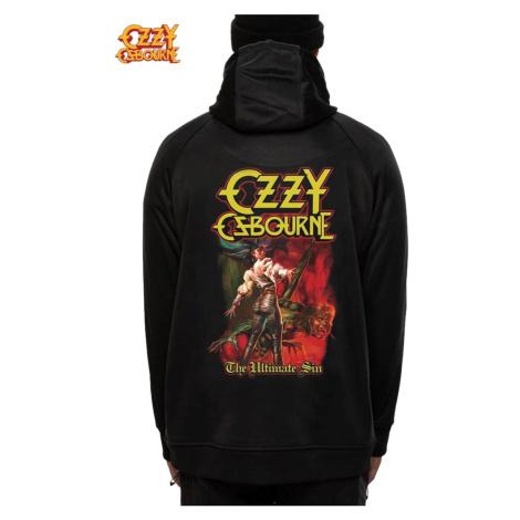 mikina s kapucňou 686 Ozzy Osbourne Ozzy Osbourne Čierna