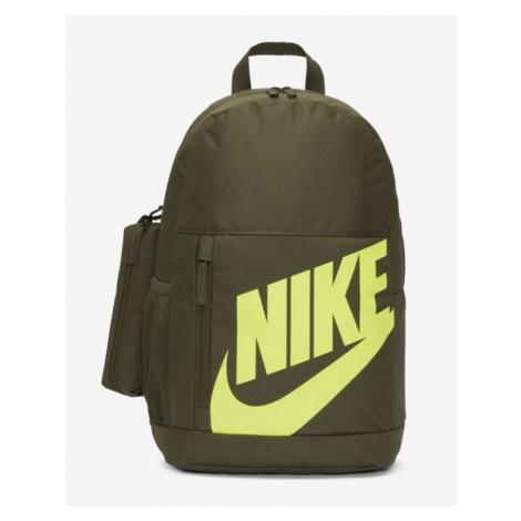 Nike Elemental Batoh detský Zelená