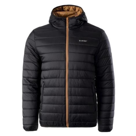 Hi-Tec NISOR II čierna - Pánska zimná bunda