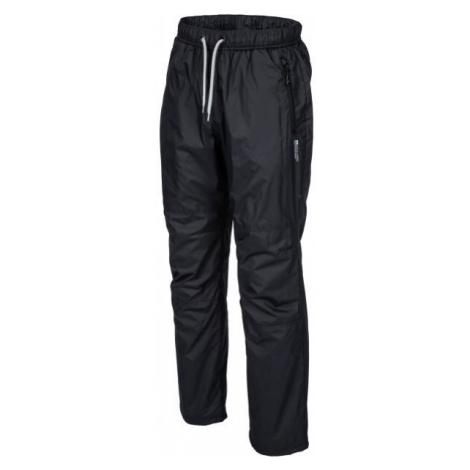 Willard RENIE čierna - Pánske zateplené nohavice