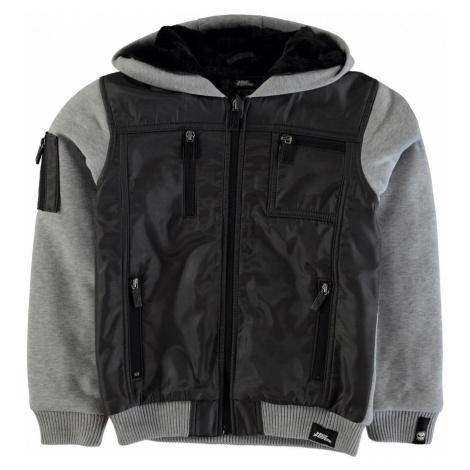 No Fear Lined Zip Jacket Junior Boys