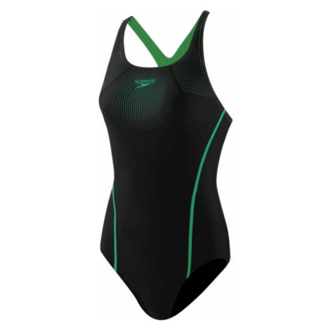 Speedo TECH PLACEMENT MEDALIST - Dámske jednodielne plavky