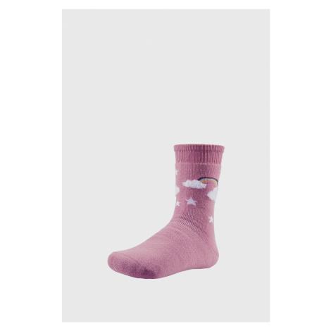 Dievčenské hrejivé ponožky Sky Ysabel Mora