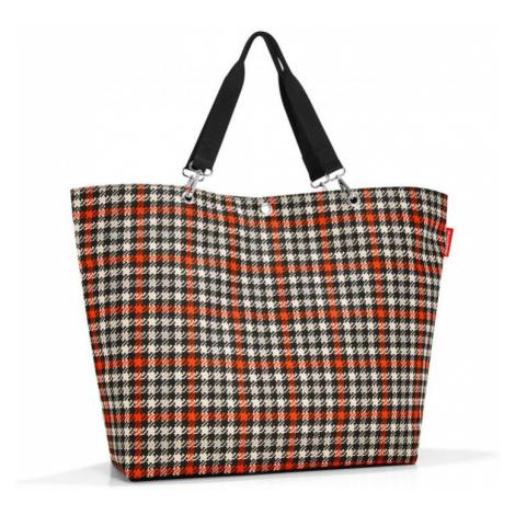 Reisenthel Shopper XL Glencheck Red