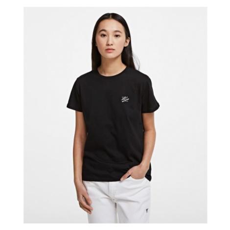 Tričko Karl Lagerfeld Kl Signature T-Shirt