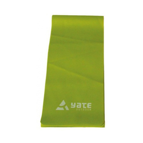 cvičebné pás Fit Band 25mX15cm, tuhý, zelený