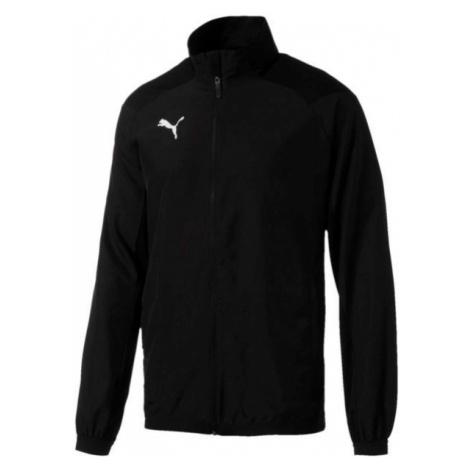 Puma LIGA SIDELINE JACKET čierna - Pánska športová bunda