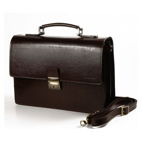 Monarchy Everyday Briefcase Brown