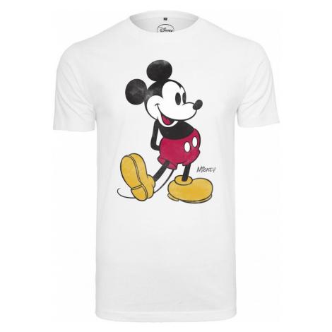 Mister Tee Tričko 'Mickey Mouse'  biela