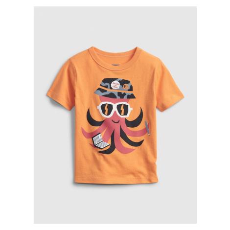 GAP Children's Short Sleeve Graphic T-Shirt