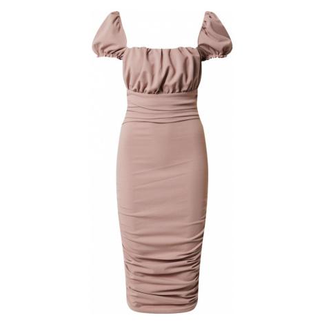 AX Paris Šaty  ružová