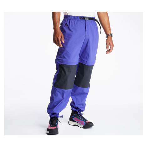 Nike NRG ACG Convertible Pants Fusion Violet/ Black