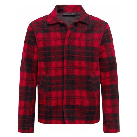 PEAK PERFORMANCE Košeľa  červená / čierna