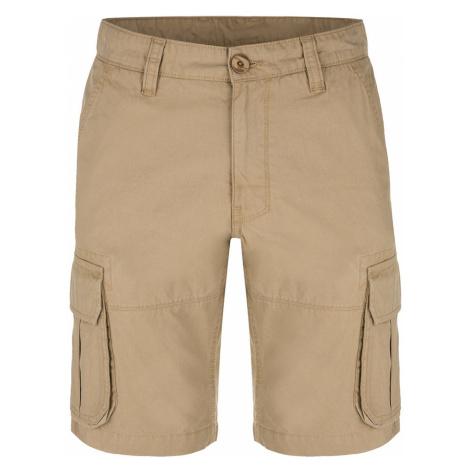 VEKOT men's city shorts yellow LOAP