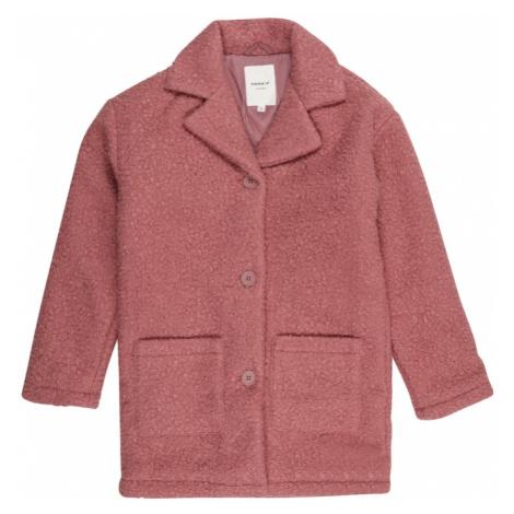 NAME IT Kabát  ružová