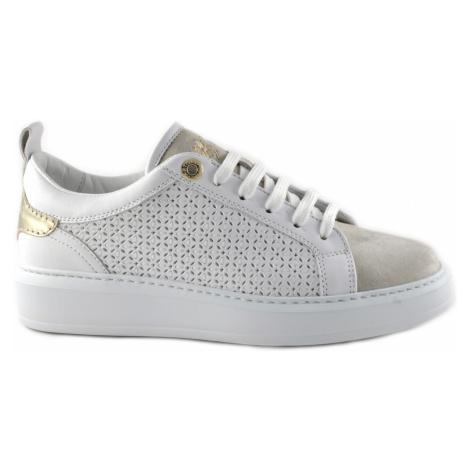 Tenisky La Martina Woman Shoes Suede