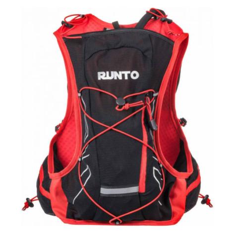 Runto TOUR červená - Bežecká vesta