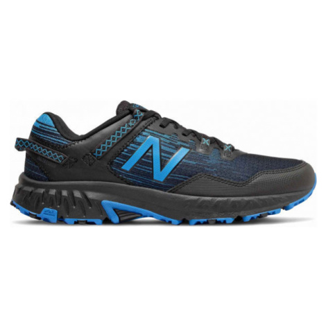 New Balance MT410CL6 čierna - Pánska terénna obuv