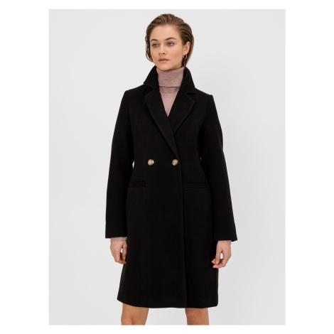 Calarambla Kabát Vero Moda Čierna