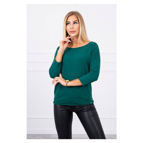 Blouse Casual green
