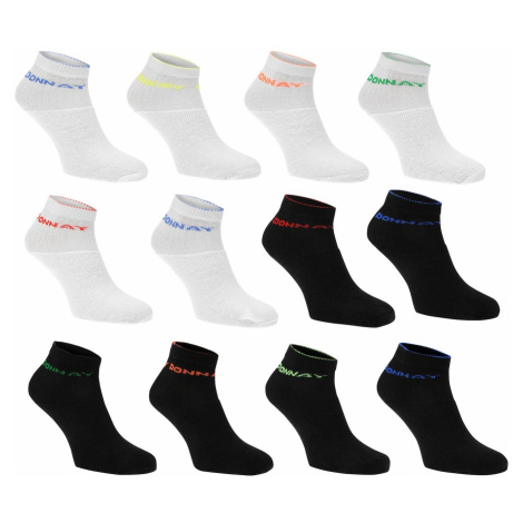 Donnay Crew Socks 12 Pack Childrens