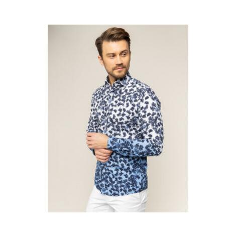 Joop! Jeans Košeľa Hanjo 30018858 Farebná Slim Fit