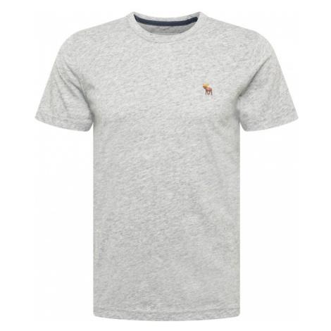Abercrombie & Fitch Tričko  sivá