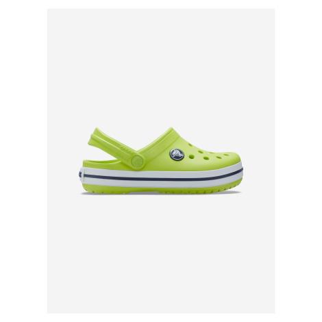 Crocband™ Clog Crocs dětské Crocs Žltá
