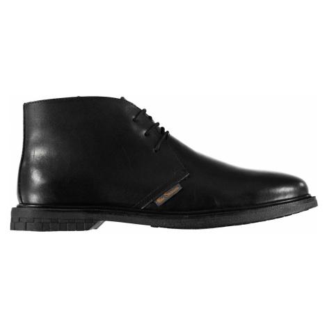 Ben Sherman Train Desert Boot Black