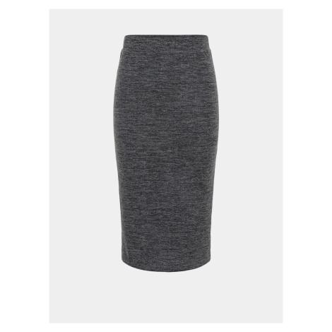 Pieces sivé sukňa