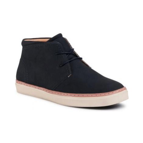 Šnurovacia obuv Lanetti MYL8256-1 Imitácia kože/-Imitácia kože
