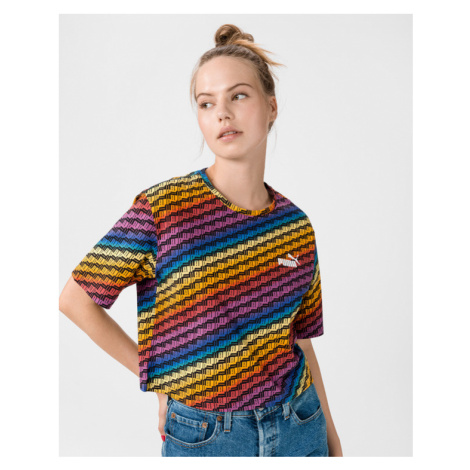 Puma Pride All-Over Printed Crop top Viacfarebná