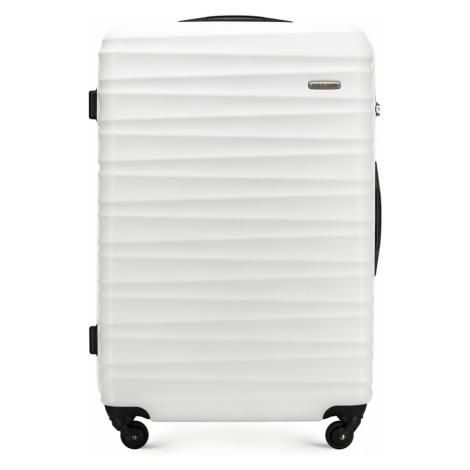 Veľký biely kufor 56-3A-313-89 Wittchen