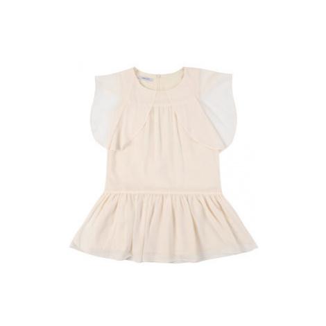 Primigi Každodenné šaty Feel Chic Today 45112571 Béžová Regular Fit