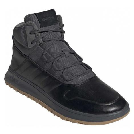 adidas FUSION STORM WTR sivá - Pánska voľnočasová obuv