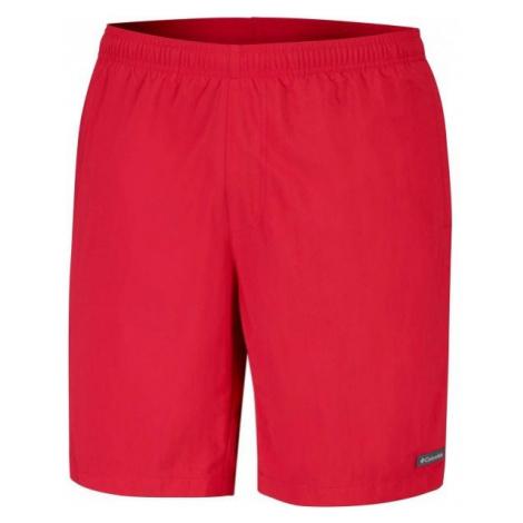 Columbia ROATAN DRIFTER WATER SHORT červená - Pánske plavecké šortky