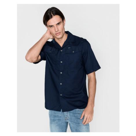 G-Star RAW Bristum Utility Košeľa Modrá