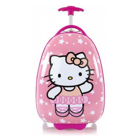 Heys Detský kabínový cestovný kufor Hello Kitty 3 13 l